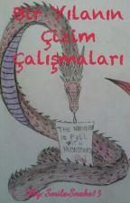 Bir Yılanın Çizim Çalışmaları by SmileSerpent13