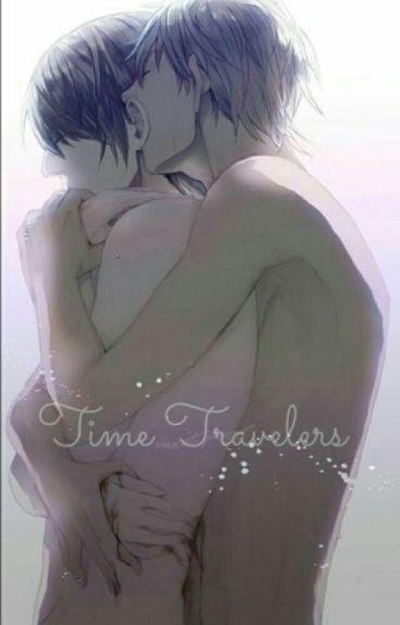 Time Travelers (Yaoi) (Book 2)