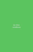 my dear - soonhoon by woozistic