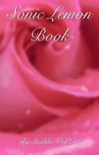 Sonic Lemon Book by Xx_KingOfWolves_xX