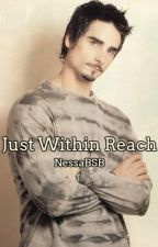 Just Within Reach *Kevin Richardson fanfic* by NessaBSB