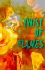 Twist of Flames // Leo Valdez AU #TwistFateChallenge #TwistOfFateChallenge by Kyle_Is_A_Koala