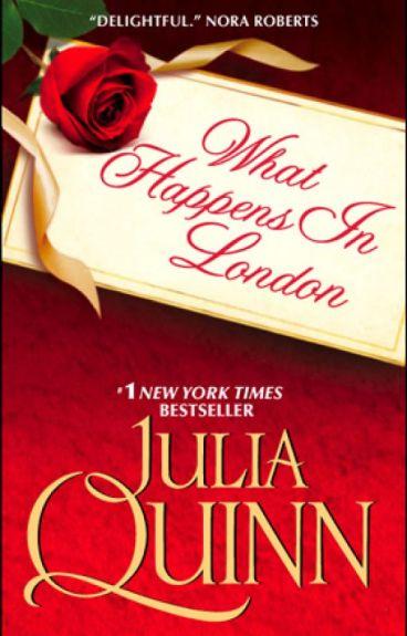 Aconteceu em Londres (Bevelstoke 2) - Julia Quinn