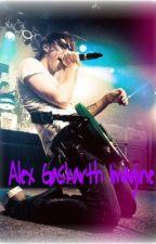 Alex Gaskarth Imagine by ImperfectPoet