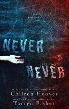 Nunca Nunca (Never Never) - Parte 2 - Colleen Hoover & Tarryn Fisher by ThaisMilena5