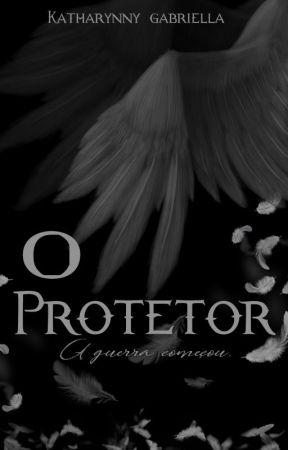O Protetor (em revisão) by Akane_nozomi