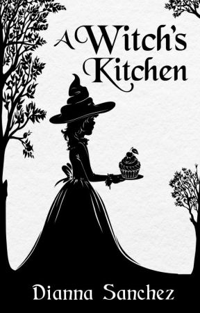 A Witch's Kitchen, by Dianna Sanchez by DreamingRobotPress