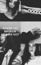 Where Do Broken Hearts Go?  by JuanTVillalobos