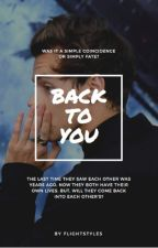 Back to You ↠ Harry Styles by flightstyles
