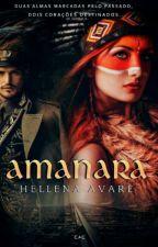 AMANARA  by HellenaAvare