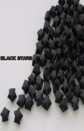 Black Stars by 666MasterJinx666