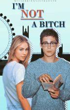 I'm not a bitch. ~ Logan Lerman ~ by Missobriendivergente