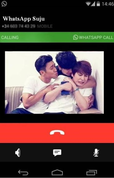 WhatsApp SuJu