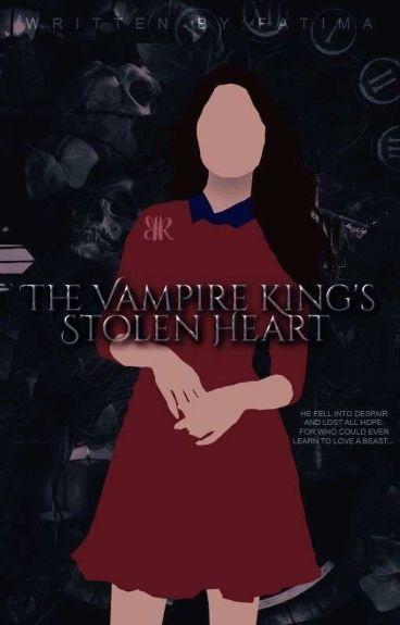 The Vampire King's Stolen Heart #Wattys2016