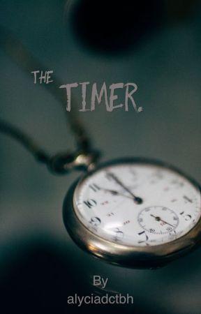 The Timer // Clexa AU by alyciadctbh