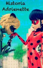 Historia miłości  Adrienette  by kocham_miraculum