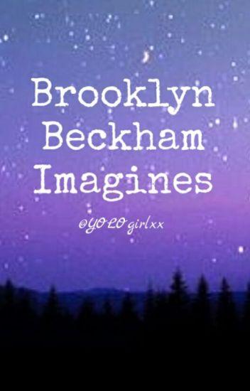 Brooklyn Beckham Imagines