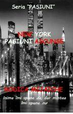 NEW YORK - PASIUNI ASCUNSE   vol.1 by RodicaMijaiche