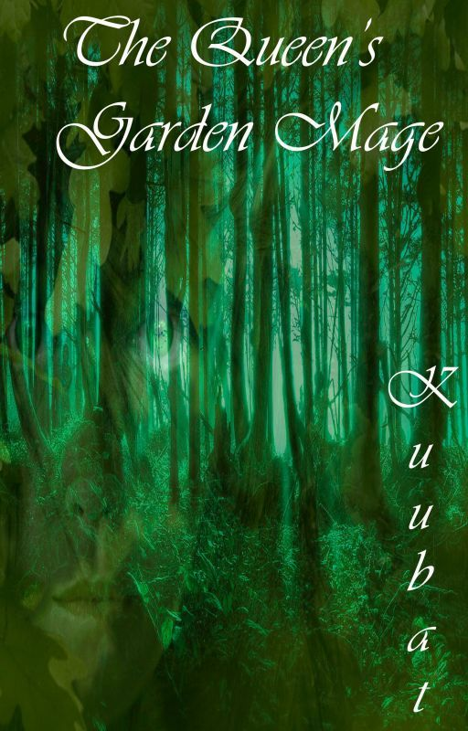 The Queen's Garden Mage (Lesbian Story) by Kuubat