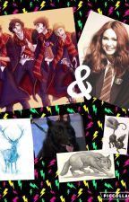 I Solemnly Swear I'm Up To No Good~ A Marauders and Lily Evans Story by Iwillgetu