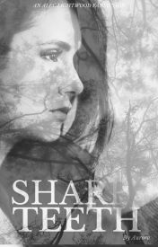 Sharp Teeth ↟ Alec Lightwood by allys_pen