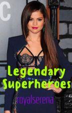 Legendary Superheroes | Pietro Maximoff|Tony Stark daughter| Discontinue by royalserena