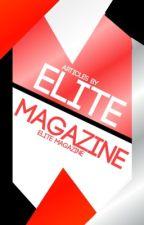 Elite Magazine: Issue 1 by EliteMagazine