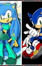 Sonic y  Tu  by Gabrielathehedgehog