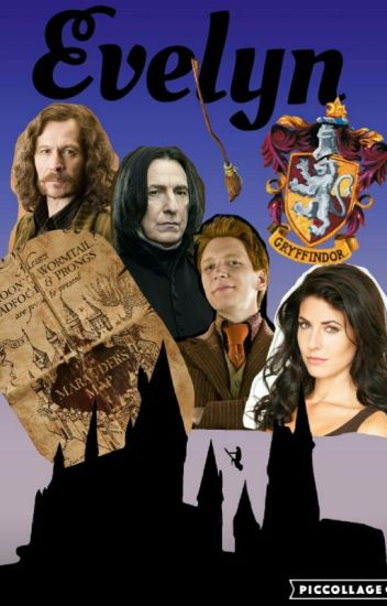 Evelyn (Harry Potter FF)