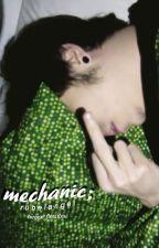 mechanic | «rubelangel». by hiroox-