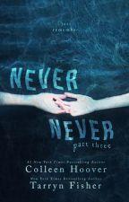 Nunca Nunca (Never Never) - Parte 3 - Colleen Hoover & Tarryn Fisher by ThaisMilena5