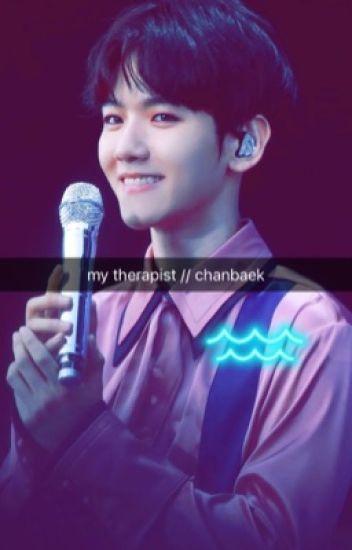my therapist // chanbaek