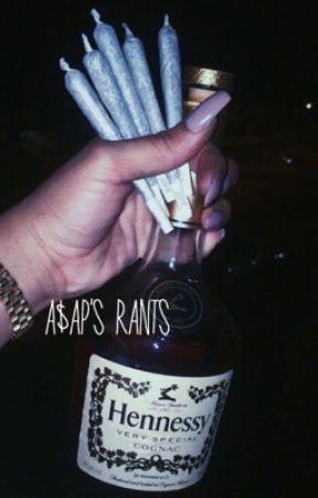 A$APs Rant by mamacxta