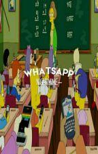 WhatsApp by NIGHTMIME-