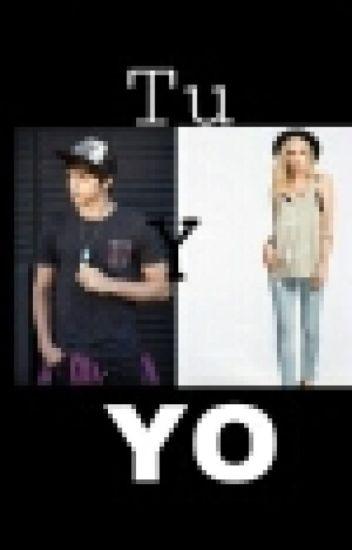 """""""Tu y yo""""//Gonzalo gravano y tu.  \❤️/ TERMINADA!"""