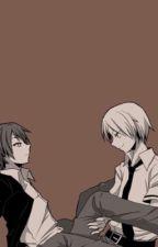 Forbidden { Karma x Asano } (HIATUS) by sleepybrock