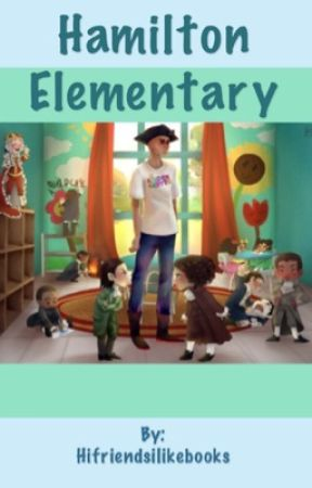 Hamilton Elementary by Hifriendsilikebooks