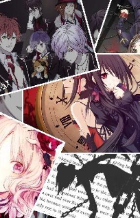 Unforgiving Minds ( Diabolik Lovers Fan-Fiction ) by anime__lover100