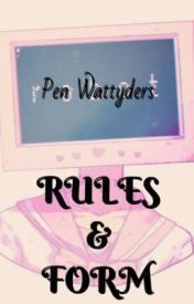 RULES & FORM by penwattyders
