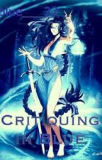 Critiquing in Blue {Requests Open} by blue___22