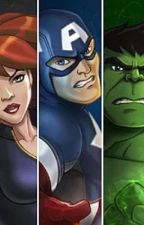 Avengers Assemble X Male OC by Bluedeath5505