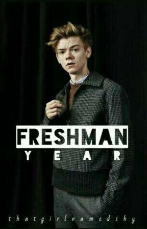 Freshman Year [Thomas Brodie Sangster] by thatgirlnamedshy