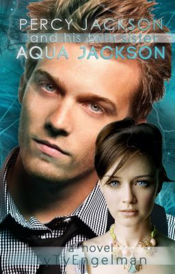 Percy Jackson and his twin sister Aqua Jackson