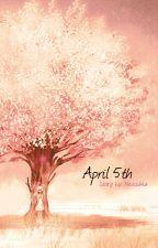 April 5th (Akaashi x Lectora) by Neesshka