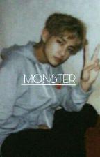 monster 🌸vkook by machiatae