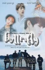 Butterfly | BTS Fanfiction by ohkayechum