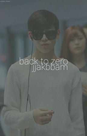 Back To Zero : Kunpimook Bhuwakul by jjakbbam