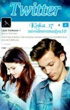 Twitter [Louis Tomlinson.] by Kiska_17