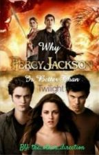 Why Percy Jackson Is Way Better Than Twilight  by the_other_direction