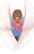 The Angel Came To Save Us[SansXMale!Reader] by xXArkasEthermoreXx